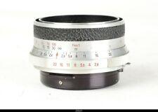 Lens Zeiss Tessar 2,8/80mm for Pentacon Six