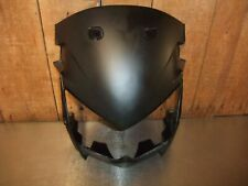 Kawasaki KLE500 B1P B6+7 2005 to 2007 NoseCone  HeadLight Surround VGC #154