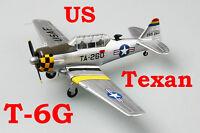 Easy Model 1/72 US T-6G Texan 6147 TCS,Base on Seoul City 1952 #36318