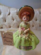 "Vintage Josef Originals  ""Sitting Pretty"" figurine w/hang tag"