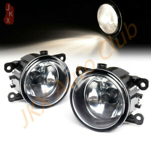 For Mitsubishi Attrage Mirage G4 2012-2020 Fog Lamp Bumper Light Replacement 2PC