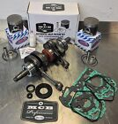 Ski Doo Crankshaft & Piston KIT MCB 600HO Carb 2003-2007 BRP Ski Doo
