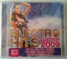 ELECTRO HITS WINTER 2009 - 2 CD NEUF
