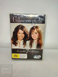 GILMORE GIRLS Season 7 (New Packaging) - DVD - TV Show VERY GOOD CONDITION