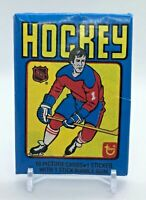 1979-80 Topps Hockey Wax Pack Unopened 1979 Topps Possible Wayne Gretzky Rookie?