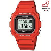 New CASIO Standard Digital Watch Red F-108WHC-4AJF Men's From JPN