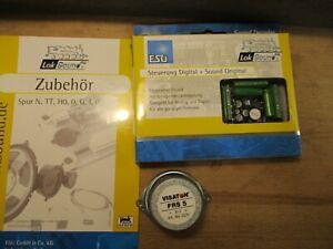 ESU 54500 Lok Sound XL V 4.0 Sound Decoder in OVP Q310