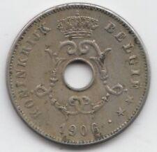 Belgium 1906 Belgie 10 Centimes