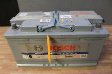 Bosch Batterie de voiture Batterie Batterie De Démarrage Start Stop AGM 95ah 850 a s6013