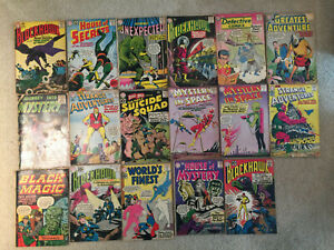 10 cents comics collection (18 comics)