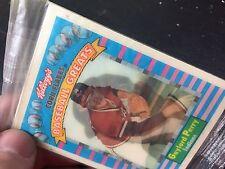 1991 KELLOGG'S GAYLORD PERRY Cleveland Indians Baseball Card NIP