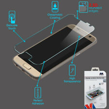 For Samsung Galaxy S7 Clear Tempered Glass Screen Protector (2.5D)