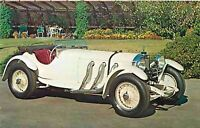 Postcard 1929 Mercedes-Benz SSK 38/250 Sports Roadster