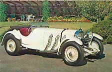 Postcard 1929 Mercedes-Benz SSK 38/250 Sports Roadster