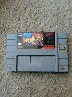 C2: Judgment Clay Super Nintendo Entertainment System SNES Cartridge Only Tested