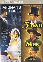 Hangman's House / 3 Bad Men (DVD) John Ford NEW