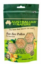 Bee Pollen 250 g Granules Australian by Nature - Raw