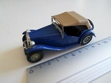 MG cabriolet modele TC - matchbox