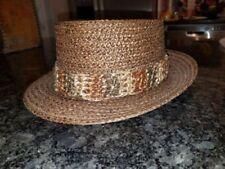 Straw Original Vintage Hats for Men  642e96ffff1d