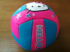 New Hello Kitty Volleyball Pink and Turquoise Blue - Fun Cute Girls Gift