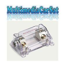 Portafusibile Singolo ANL Tec Precision PF105 2 AWG Auto Batteria Alimentazione