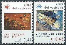 2003 VATICANO VAN GOGH MNH ** - ED