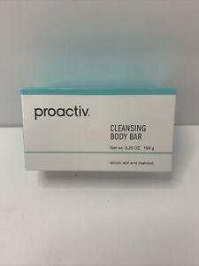PROACTIV CLEANSING BODY BAR 5.25 oz NEW & SEALED 12/19