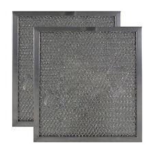 "(2-PK) Aluminum Mesh Range Hood Grease Filter 8"" x 9-1/2"" x 3/8"" (AFF87-M)By AFF"