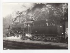 "Dampflok BR 52 2523 - SW Baryt-Foto 12,5x17,5 cm ""Zab65"