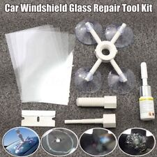 Windows Tool Chip Resin Crack Remove Glass Recovery Car Windscreen Repair Kit