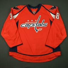 2016-17 Colby Williams Washington Capitals Game Issued Hockey Jersey MeiGray NHL