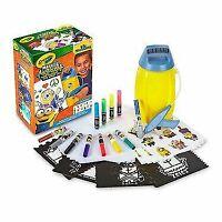 Crayola Marker Minions Creative Airbrush Art Set Toy