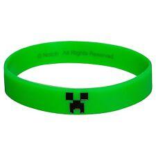 Minecraft - Fan Armband **Barcelet Creeper**Lizenzware Farbe grün, NEU&OVP
