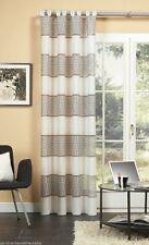 Moderne Gardinen & Vorhänge mit Schlaufenaufhängung aus Mischgewebe