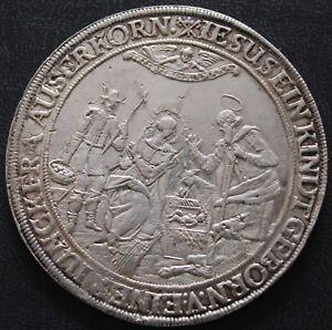 Germany Hamburg 2 Thaler 1635-1668