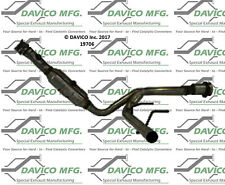 Catalytic Converter-Exact-Fit Right Davico Exc CA fits 11-14 Ford F-150 3.7L-V6