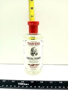 Thayers Rose Petal Witch Hazel Facial Toner Aloe Vera Formula Lg 12oz Bottle New