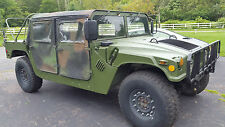 Military hummer H1,1994 AM General M998 Humvee 4x4 Exc Condition low miles 6.5
