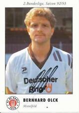 AK 3101 Bernhard Olck FC St. Pauli