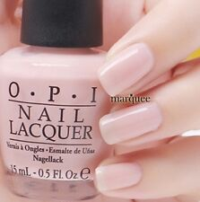 OPI nail polish lacquer in bubble bath S86 - 15ml