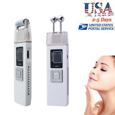 Anti-aging Galvanic Massager Facial Care Microcurrent Skin Firming Device USA A+