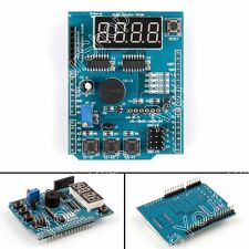 Multifunctional Expansión Board Shield kit Based Aprendizaje Para Arduino UNO R3