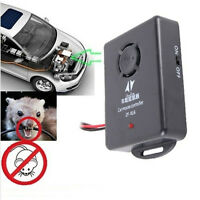 Ultrasonic Pest Mouse Rat Rodent Control Repeller Deterrent for Car engine bay