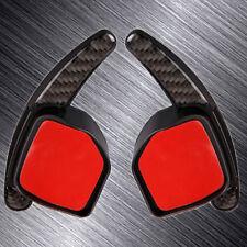 Carbon DSG Schaltwippen Verlängerung für Audi A3 A4 S4 A5 S5 A6 S6 A8 S8 TT Q5