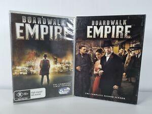 Boardwalk Empire Season 1 & 2