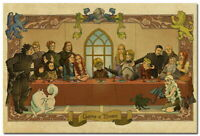 136117 Game Of Thrones Season 5 ShowsThe Last Supper Decor Wall Print POSTER