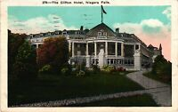 Vintage Postcard - Posted 1925 Clifton Hotel Niagara Falls New York NY #3685