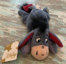 "The Disney Store Mini Bean Bag New Eeyore 9"" Plush Stuffed Animal"