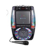 The Singing Machine SML605 - Agua Black, Free Postage
