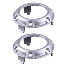 1 Satz Licht Abdeckung Lampe Rahmen für Mitsubishi Outlander 07-09 Silbernem